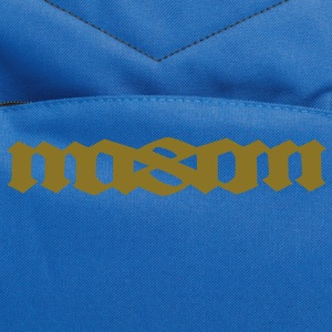 MASON palindromic top first name Sweatshirts - Computer Backpack