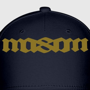 MASON palindromic top first name Sweatshirts - Baseball Cap