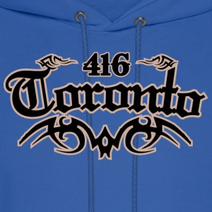 Toronto 416 American Apparel T-Shirt - Men's Hoodie