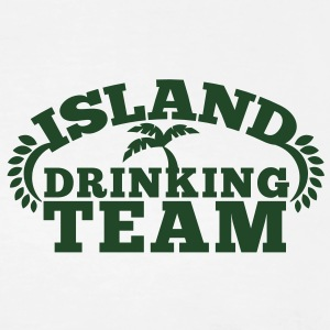 island drinking team great for a Holiday shirt Gift - Men's Premium T-Shirt