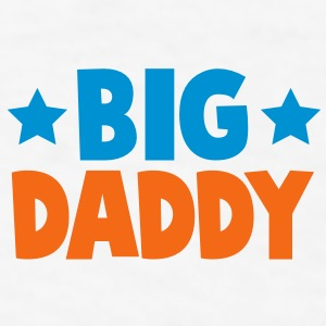 big daddy with stars!  Gift - Men's T-Shirt