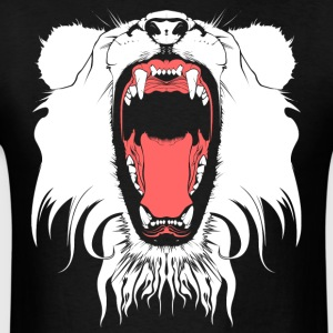 LION HEAD Hoodies - Men's T-Shirt