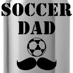 Soccer Dad - Water Bottle