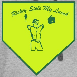 Rickey Stole My Lunch T-Shirts - Contrast Hoodie