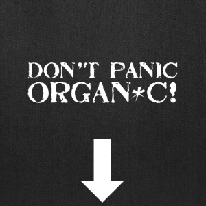 Don't Panic Organic - Tote Bag