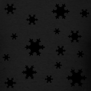 snowflakes Hoodies - Men's T-Shirt