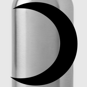 Moon VECTOR T-Shirts - Water Bottle
