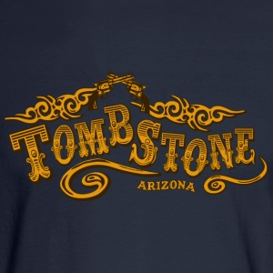 Tombstone Saloon American Apparel T-Shirt - Men's Long Sleeve T-Shirt