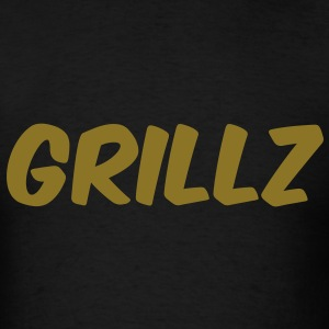 GRILLZ Long Sleeve Shirts - Men's T-Shirt