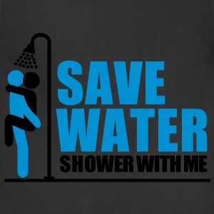save_water Shower With ME - Adjustable Apron