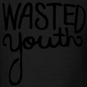 Wasted Youth Hoodies - Men's T-Shirt