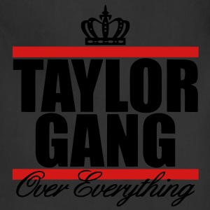 Taylor Gang Over Everything T-Shirts - Adjustable Apron