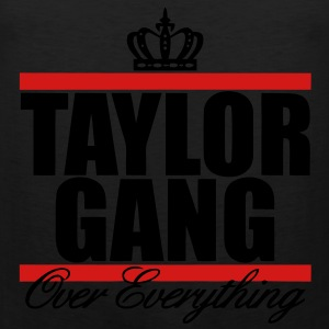 Taylor Gang Over Everything T-Shirts - Men's Premium Tank