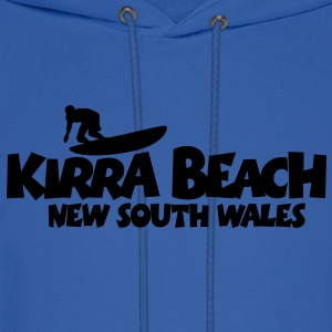 Kirra Beach 2012 Surf T-Shirt - Men's Hoodie