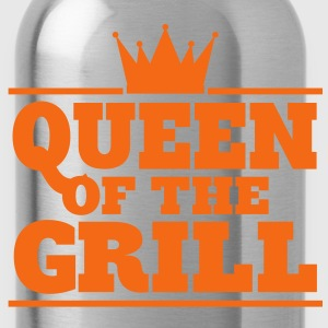Queen of the Grill - Gold foil edition - Water Bottle