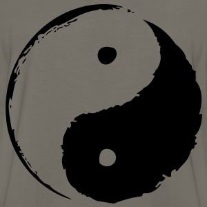 Ying yang - Men's Premium Long Sleeve T-Shirt