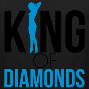 KING OF DIAMONDS Long Sleeve Shirts - Men's Premium Tank