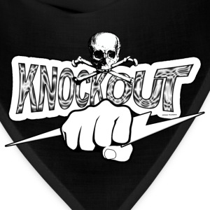 Knockout Fighter Hoodies - Bandana
