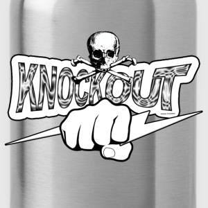 Knockout Fighter Hoodies - Water Bottle