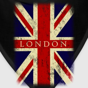 Vintage UK London Flag - Bandana