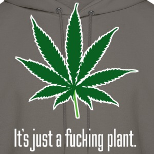 Just A Plant American Apparel T-Shirt - Men's Hoodie
