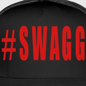 #SWAGG T-Shirts - Trucker Cap