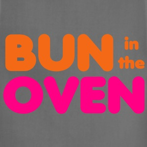 Bun in the Oven Shirt  - Adjustable Apron