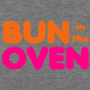Bun in the Oven Shirt  - Women's Wideneck Sweatshirt