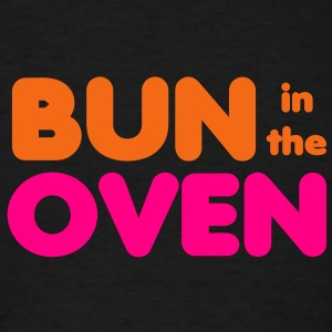 Bun in the Oven Hoodie - Men's T-Shirt