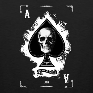 Death Ace - ladies black - Men's Premium Tank