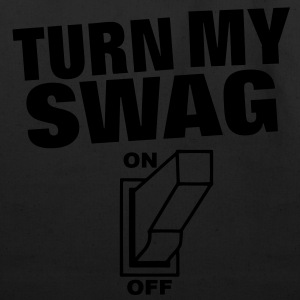 Turn My Swag On Hoodies - Eco-Friendly Cotton Tote