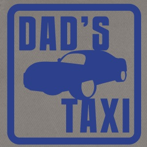SPORTY CAR speed Dad's TAXI Accessories - Baseball Cap