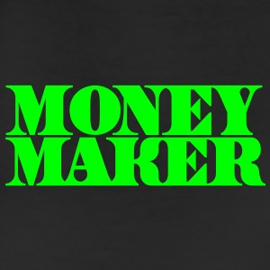 money maker in cash font Accessories - Leggings