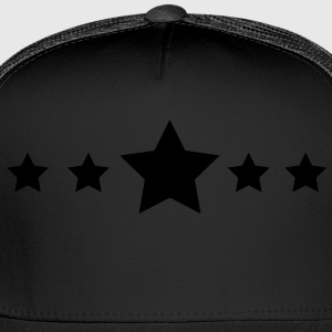 stars Hoodies - Trucker Cap