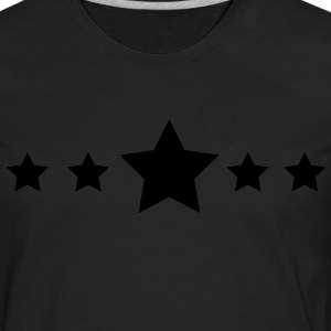 stars Hoodies - Men's Premium Long Sleeve T-Shirt