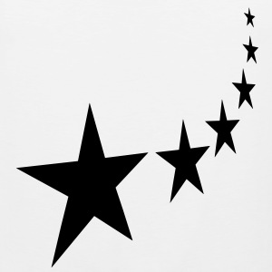 stars Women's T-Shirts - Men's Premium Tank