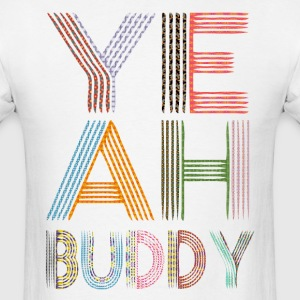 Yeah Buddy Jersey Pauly D  Hoodies - Men's T-Shirt