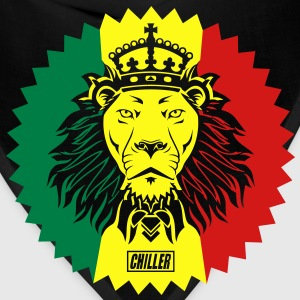 Chiller Rasta Lion Hoodies - Bandana