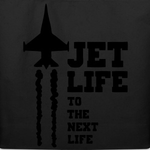 Jet Life Zip Hoodies/Jackets - stayflyclothing.com - Eco-Friendly Cotton Tote