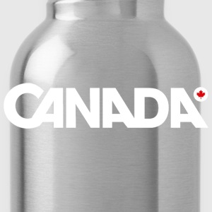 Canada Styled Standard Weight T-Shirt - Water Bottle