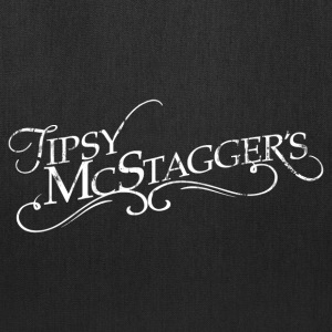 TIPSY McSTAGGER'S T-Shirts - Tote Bag