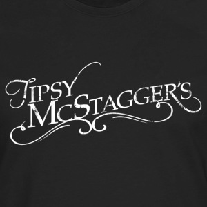 TIPSY McSTAGGER'S T-Shirts - Men's Premium Long Sleeve T-Shirt
