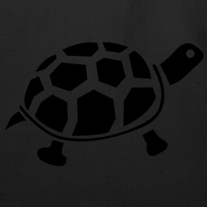 Turtle VECTOR T-Shirts - Eco-Friendly Cotton Tote