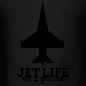 TO THE NEXT LIFE Sweatshirts - Men's T-Shirt