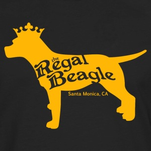 THE REGAL BEAGLE T-Shirts - Men's Premium Long Sleeve T-Shirt