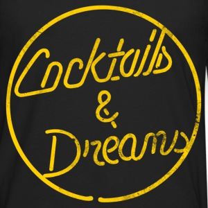 COCKTAILS & DREAMS - Men's Premium Long Sleeve T-Shirt