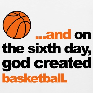 Sixth Day - Basketball Women's T-Shirts - Men's Premium Tank
