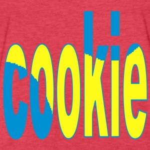cookie - Fitted Cotton/Poly T-Shirt by Next Level