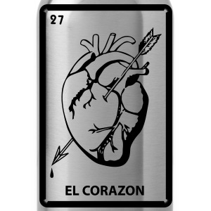 Corazon T-Shirts - Water Bottle
