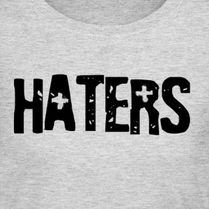 Haters - Women's Long Sleeve Jersey T-Shirt